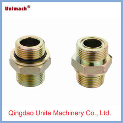 Metric Male Bsp Male Hydraulic Fitting / Joint