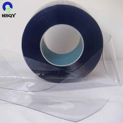 0.05mm-0.5mm Plastic Non-Sticky Normal Clear PVC Film for File Folders