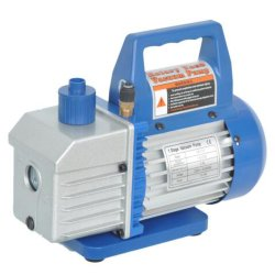 Single Stage Rotary Vane Vacuum Pump