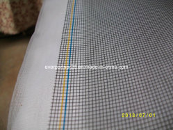 Flame Retardent Fiberglass Insect Screen Net for Door or Window, 18X16, 120G/M2, Grey or Black