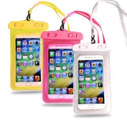 Mobile Phone Waterproof Case Mobile Phone Bag Wading Sports Seaside Swimming Touchscreen Waterproof Bag
