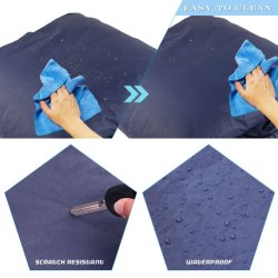 250g PVC Cotton Car Cover 100% UV-Proof and Water-Proof