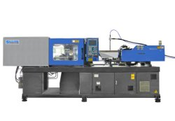 Bakeware Silicone Cup Cake Mold Manufacture LSR Horizontal Hydraulic Injection Molding Machine