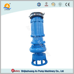 Heavy Duty Head Head Submersible Slurry Pump
