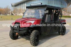 2017 New Design 4X4wd 4-Seat 800cc UTV with EEC and EPA Certificate