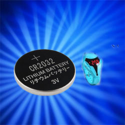 Lithium Button Cell Battery for Snake Head Sport Watch