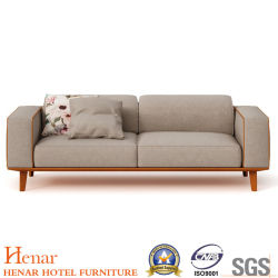 China Fabric Sofa With Removable Cover
