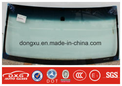 Auto Glass Laminated Front Glass for Toyota