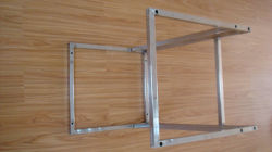 High Quality Stainless Steel Sofa Bracket Support (X02)