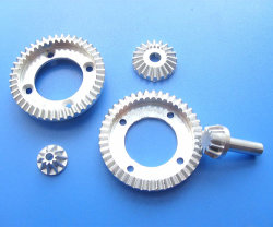 Sintered Metals/Powder Metallurgy Spur Gear of MIM Metal Injection Molding