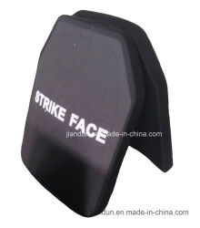 A03D Hot Sale Alumina Ceramic Ballistc Hard Armor Plate Us Nij Standard Level III Stand Alone