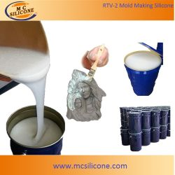 Prices Liquid Silicone Rubber for Plaster Molds Making