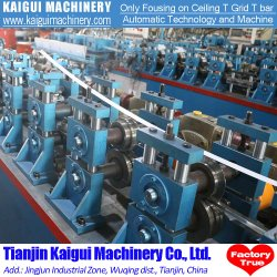 Automacit Ceiling T Grid Roll Forming Machine Real Factory Top Quality From China