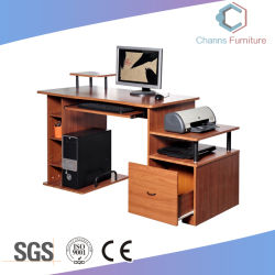 Bottom Price New Design Office Furniture Table With Mixed Color Computer