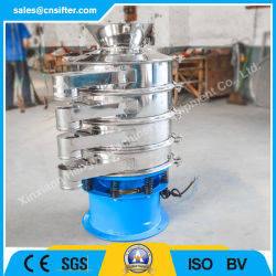 Low Noise Small Size Round Vibrating Screen