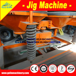 Alluvial Gold Diamond Iron Ore Jig Separator Supplier Price Process Stone Heavy Mineral Sand Separate Mining Separating Jigger Processing Machine