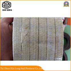 Aramid Fiber Packing Ring Used for Chemical, Petroleum, Pharmaceutical, Food and Sugar, Pulp, Paper and Power Industries