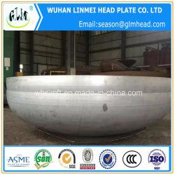 Large Size Stainless Steel 316L 2: 1 Semi Ellipsoidal Head Cap
