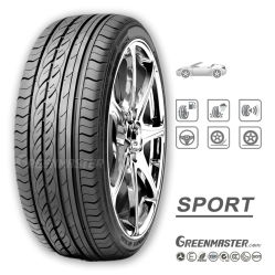 Factory Wholesale DOT/ECE/EU-Label/ISO/SGS Radial Semi-Steel Passenger Car Tire SUV PCR Tyre Light Truck Tyres