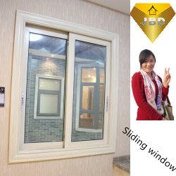 Thermal Break Aluminum Frame Interior Sliding Glass Window