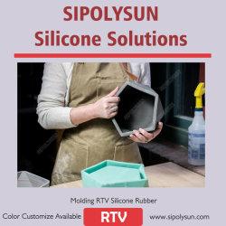 RTV-2 Silicone Rubber Liquid Silicone for Molding Plaster Resin Concrete