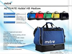 Activate Soccer Sport Bag Collection Holdal Hb Medium H6008