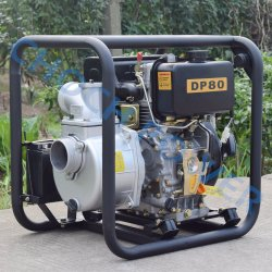 Diesel Sewage Pumps, Mini Fuel Tank, Water Pump Made in China Supplier of Power