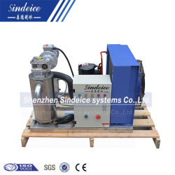 2019 New Design Stainless Steel Slurry Ice Machine for Fishery