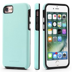 iPhone 7/8 Case Dual Guard Protection Shock-Absorbing Scratch-Resistant Protective Cover for Apple iPhone 7 / 8