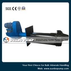China Supplier Industrial Vertical Rubber Slurry Pump Sp Series