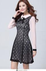 Good Price Fashion Design Long Sleeve Chiffon Clothes for Women