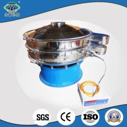 Hot Small Detergents Ultrasonic Vibrating Sieve with 300 Mesh (S4910b)