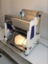 Stainless Steel Automatic Bread Slicer / Bread Slicing Machine / Bread Cutting Machine