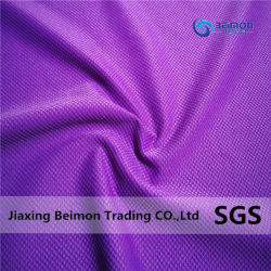 Nylon and Spandex Honeycomb Fabric for Sportswear, Lingerie