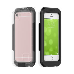 Mobile Wholesale Phone Case Liquid Silicone Cover for iPhone 5s/iPhone Se