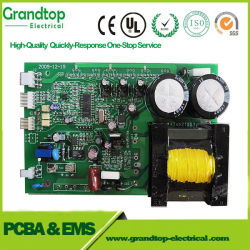 Immersion Gold Board Assembly PCBA PCB with Green Ink