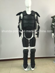 2017 Blue Anti Riot Suit/Anti Riot Helmet for Police, Military and Army