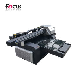 Large Digital UV Flatbed Printer Plastic Bag Printing Machine Price