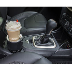 Newest Invention Convenience Cooling Warming Cup Holder Car Security Gadgets