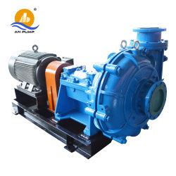 China Heavy Duty Solid Slurry Pump and Spare Parts Manufacturer