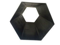 Hexagonal Honeycomb Demister FRP/GRP Pipe