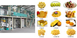 Automatic Corn Milling Mill Machine for Powder