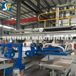 Super Quality Cardboard Paper Machine for Custom Making Boxes