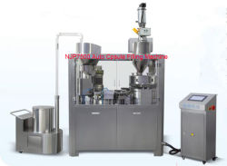 Sport Nutrition Automatic Capsule Filling Machine