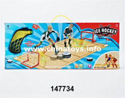 New Product Plastic Bowling Set with Light Toys Sport Set (147729)
