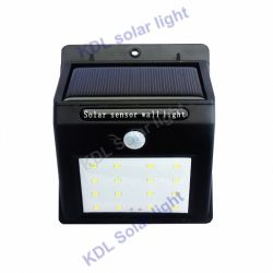 Cheapest Upgraded 30 LED Vs 20/10/16 LED 36/48LED Remote Control to Adjust Warm/Cold White Solar Power Street Light Outdoor Sports Induction Garden Decorative W