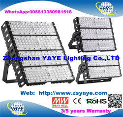Yaye 18 Best Sell Very Good Price Ce/RoHS 100W SMD3030 Bridgelux LED Flood Light/LED Project with 3/5 Years Warranty (Avaialble 50W-600W)