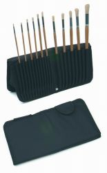 Paint Brush Case Holder Organizers for Writing Materials