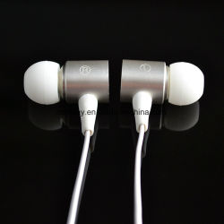 New Arrival Metal Earbuds Wired Earphone Best for Sport Use