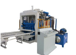 Completely Fully Automatic Blocks Making Machine Production Line Concrete Brick Industrial Machinery Qt10-15D